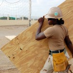 Government launches partnership to boost women in construction
