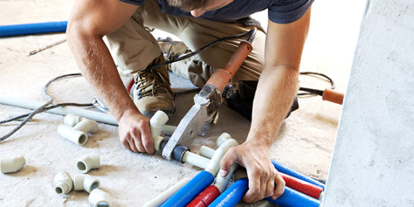 Tradies back in demand according to ServiceSeeking report