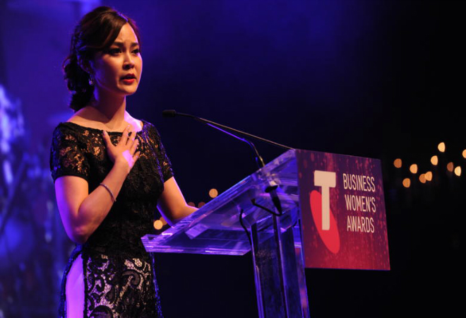 Telstra opens Aussie Business Women's Awards to Asia-Pacific region