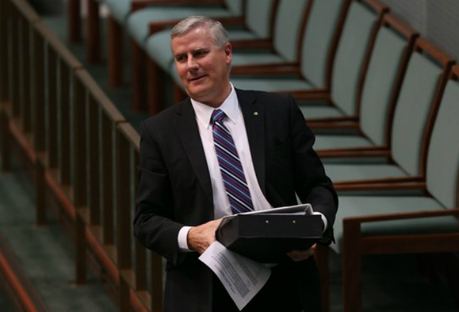 Michael McCormack has been appointed as the new Minister for Small Business