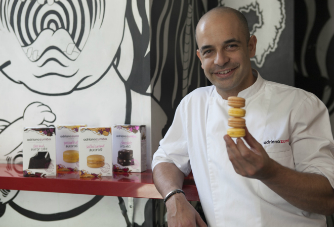 Video: How Adriano Zumbo handled sudden growth in his business
