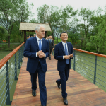 Austrade and Alibaba agreement to help Aussie SMEs expand into China