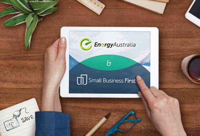 small business first energyaustralia