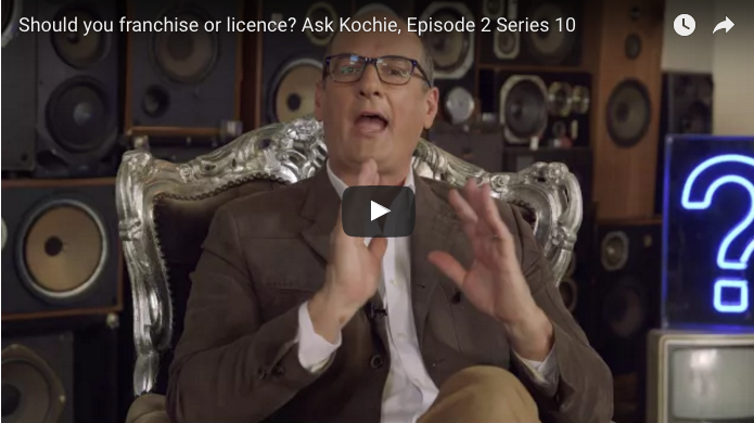 Series 10 Episode 2: Should you franchise or licence?