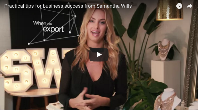 Series 10 Episode 2: Practical Tips for Success from Samantha Wills