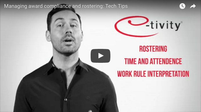 Series 10 Episode 2: Managing Award Compliance and Rostering