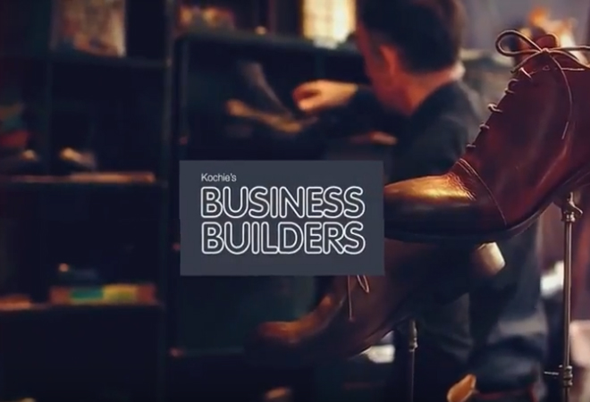 Series 10 Episode 5: Yesterday's Episode of Kochie's Business Builders
