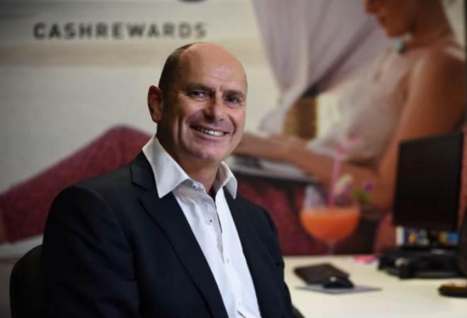 Cashrewards' Andrew Clarke shares his secrets to entrepreneurial success