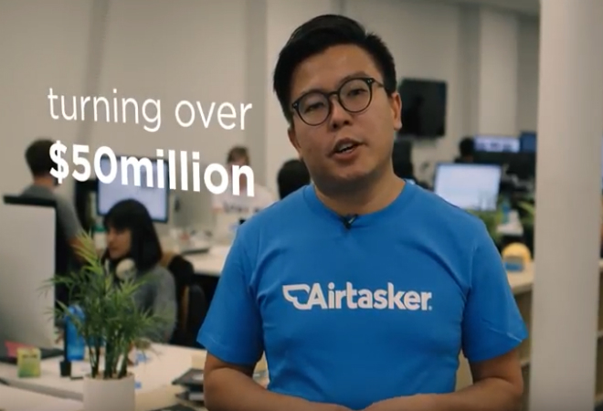 Series 10 Episode 6: Founder of Airtasker Tim Fung's Top Tips for Success