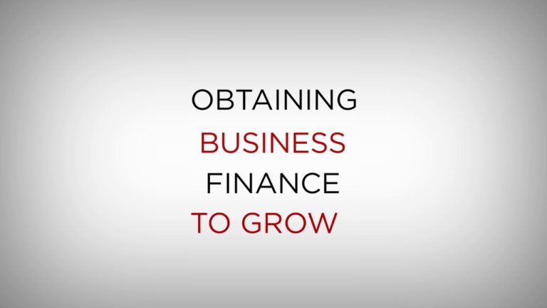 Business finance to grow your business