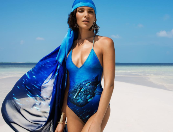 e21be29ed37 We Are Handsome was created by husband and wife duo Jeremy and Katinka  Somers. The couple focused on renovating the idea of swimwear and  activewear design ...