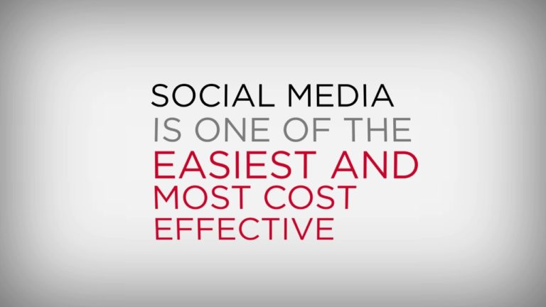 Why social media is important for small business