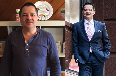 """""""How I lost 20 kg and transformed my business"""""""