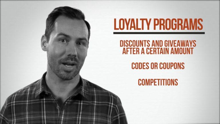 How to maintain loyal customers