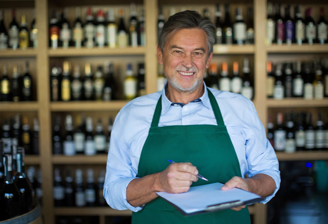 60 second tip: how to transition into a small business
