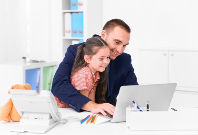 60 second tip: teach kids good time management