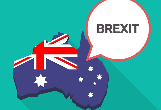 Identify potential growth opportunities for Australian SMEs post-Brexit