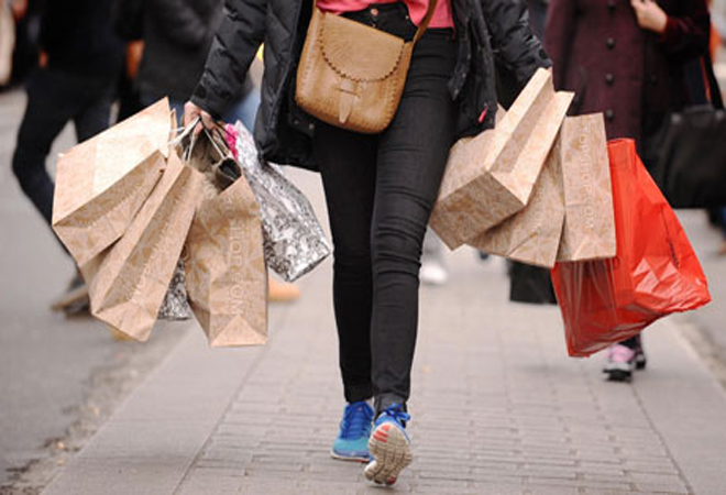 Good news: retail sales figures up for June!
