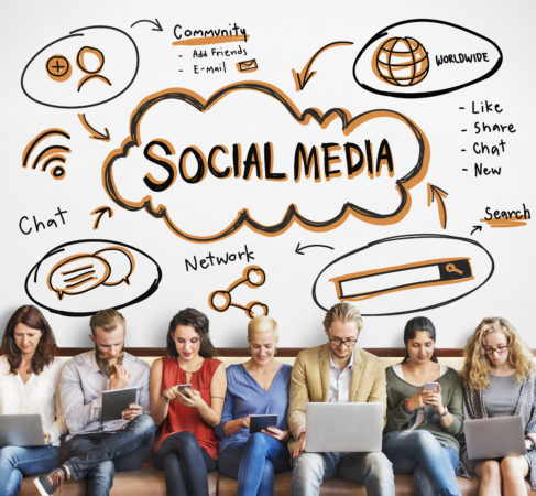 How to increase social media website interactions