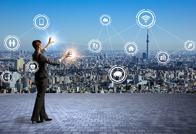 The Internet of Things is already here