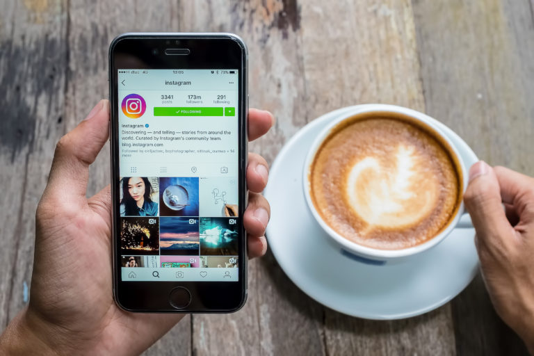 Using authenticity to grow your Instagram following