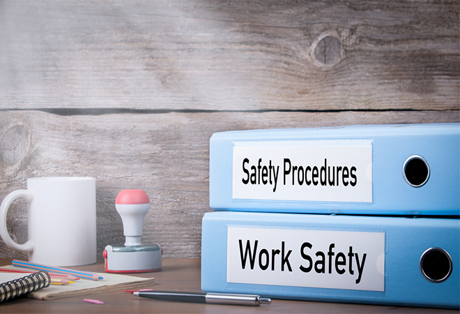 Workplace safety remains an issue for small business