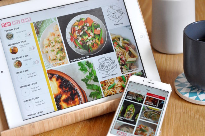 What's for dinner app