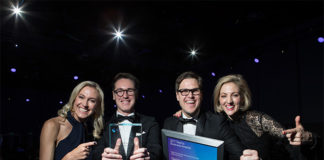 Genoise health win the 2017 business of the year