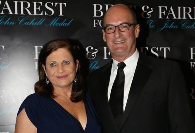 David Koch Wife
