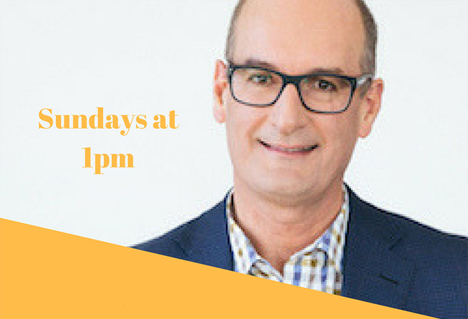 Kochie's Business Builders coming at you on Sunday at 1pm!