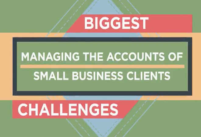 News You Can Use : Bookkeepers reveal their small biz pain points