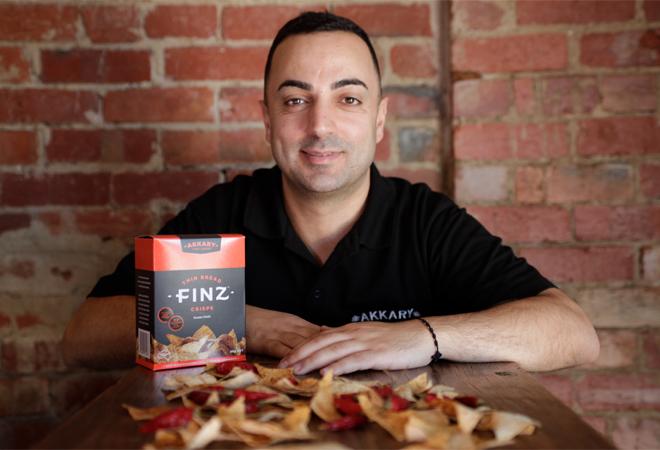 John Akkary Fine Foods' baking mistake proves a recipe for success