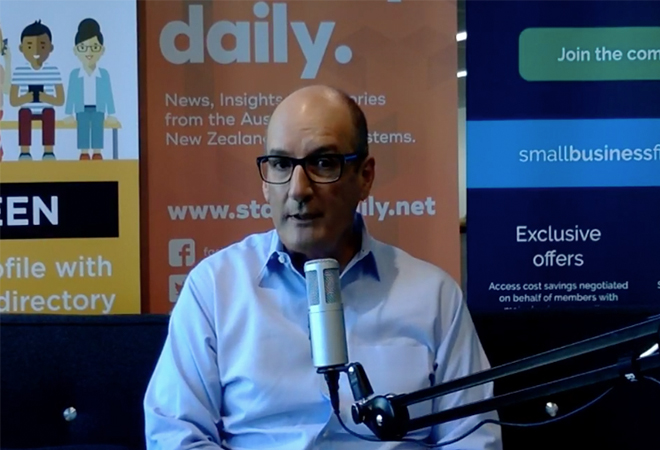 Catch Kochie On Facebook Live now dissecting the Federal Budget!