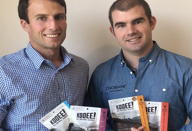Friends launch Australia's first healthy beef jerky brand