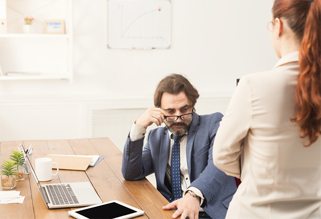 Courageous conversations key to ending workplace harassment