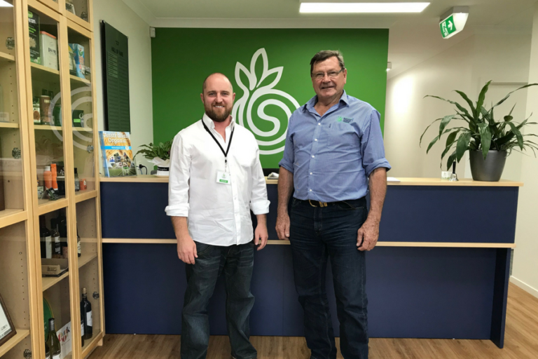 Byron Bay's Munch Crunch Organics is building a sustainable model to meet demand for fresh produce