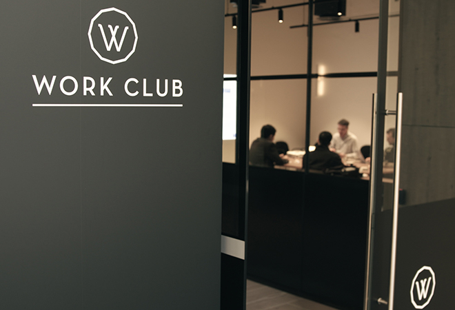 Co-working spaces with AbiBird and Work Club