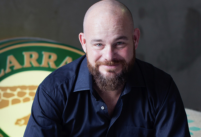 Entrepreneur in the Spotlight: Zarraffa's Coffee founder Kenton Campbell