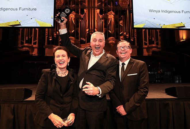 Winya wins big at Sydney City Business Awards