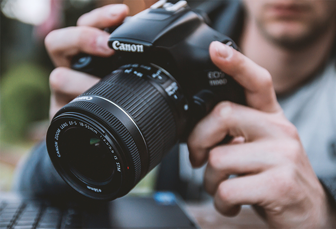 Ditch your smartphone and opt for a DSLR to give your Instagram impact!