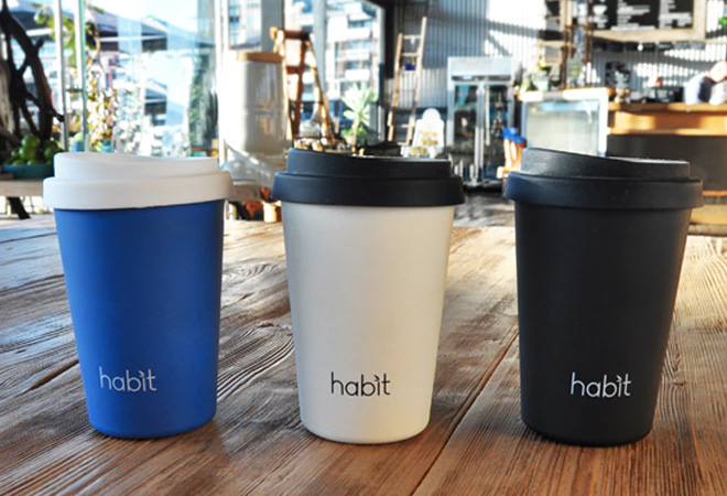 This reusable cup will help you kick the single use habit