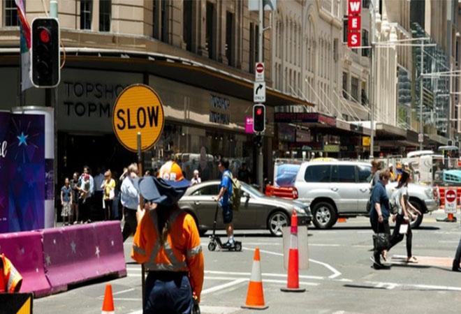 Sydney businesses file class action over light rail disruption