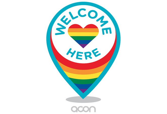 Local businesses urged to show their support for LGBTIQ community