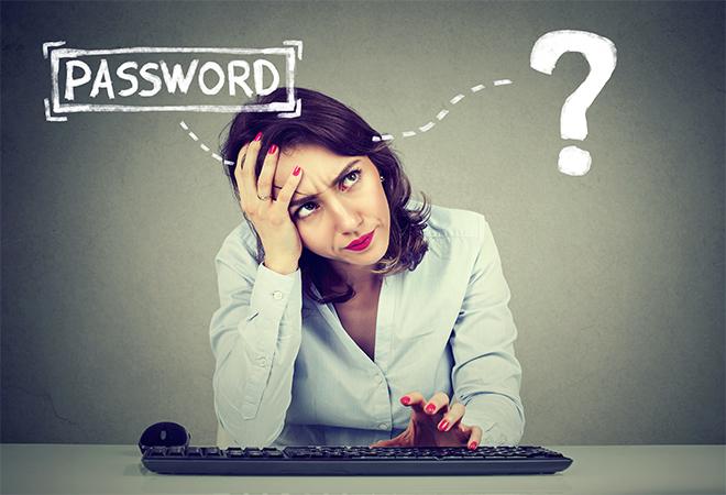 Online security: How to handle passwords