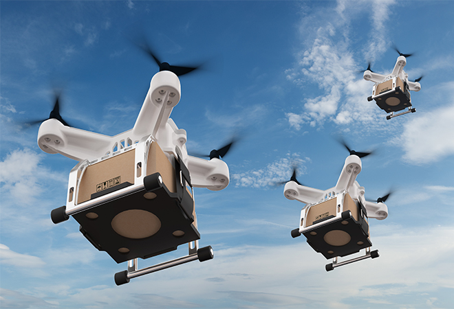Waiting for drones to go mainstream? 5 ways to innovate your supply chain now