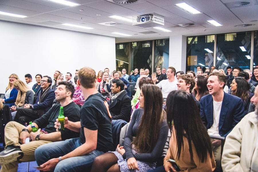 Learn From The Best And Brightest At The 2018 Myob Startup Grind