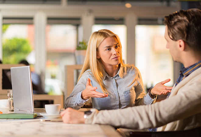 Study finds face-to-face meetings give business owners the edge