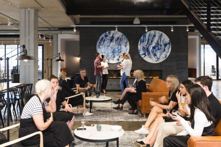 Newest Sydney coworking space Kafnu Alexandria prepares to open its doors