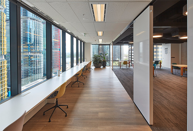 Five key themes in workplace design for 2019