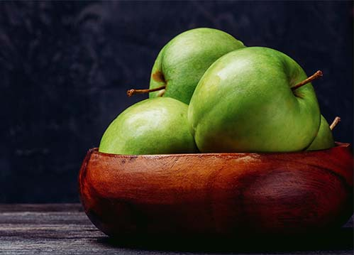 Are apples the secret to creating a conflict and stress-free workplace?